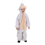 LAMB LITTLE SHEEP ALL IN ONE CHILDRENS FANCY DRESS COSTUME